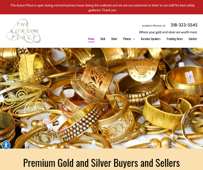 The Aurum Place | Premium Gold and Silver Buyers and Sellers