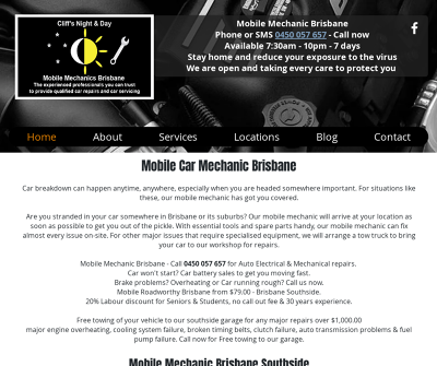 Night and Day Mobile Mechanic Brisbane - Southside, Auto Service