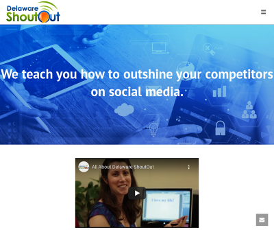 Delaware ShoutOut, LLC - Social Media Strategy and Training