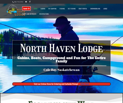 North Haven Lodge - Cabins, Boats, Campground and Fun For The Entire Family