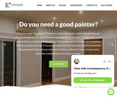 Contemporary Painting Solutions