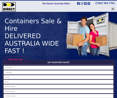 Shipping Containers Direct Australia