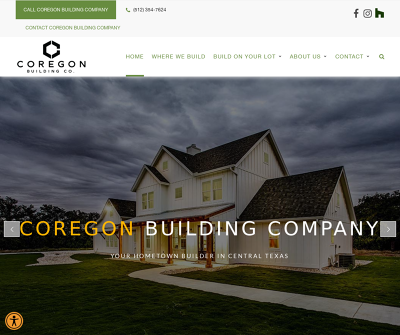 Coregon Building Company - Custom Homes, Commercial Construction, Remodeling
