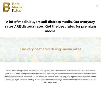 Advertising Costs | Best Media Rates