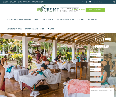 CRSMT - Costa Rica School of Massage Therapy
