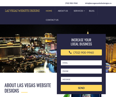 Las Vegas Website Designs | Digital Marketing