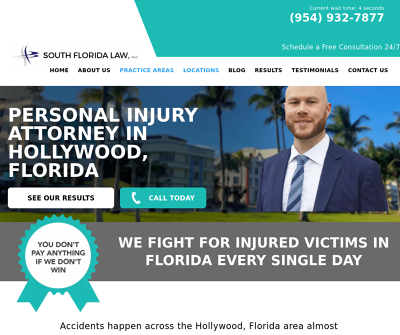South Florida Law, PLLC | Hollywood Florida, Personal Injury Lawyer