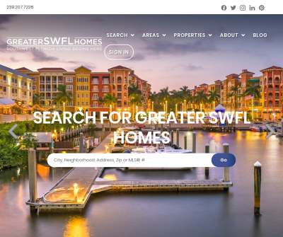 Greater SWFL Homes
