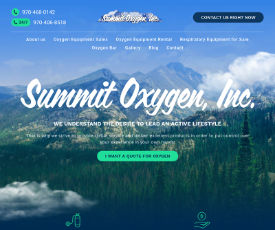 Summit Oxygen, Inc