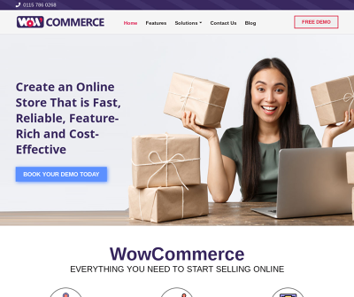 Best Ecommerce Platform-Start selling online