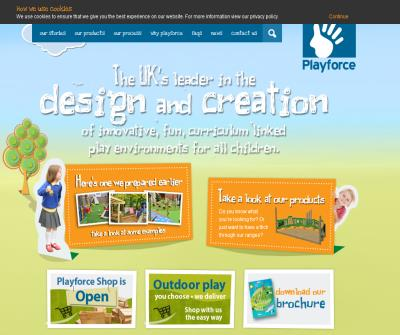 Playforce - Playground Equipment