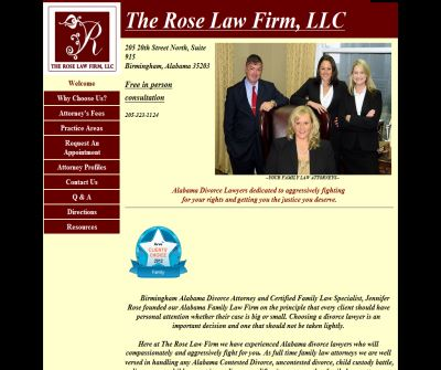 Experienced Family Law and Divorce Attorney!