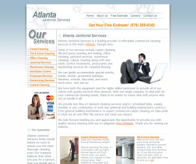 Atlanta Janitorial Services