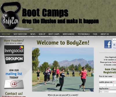 BodyZen Fitness Boot Camps