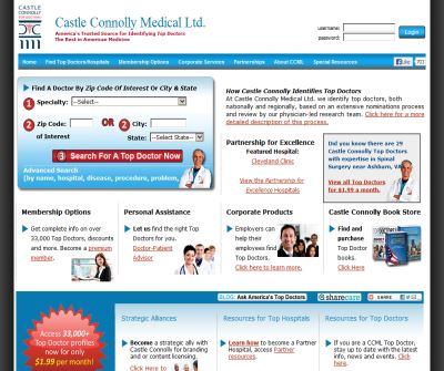 Guide to Top Cancer Doctors - Castle Connolly