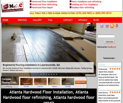 MS Construction - New Floors, Floor Refinishing and More