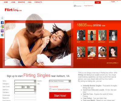 FlirtLuv-Where singles become couples