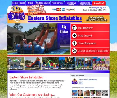 Eastern Shore Inflatables, Inc