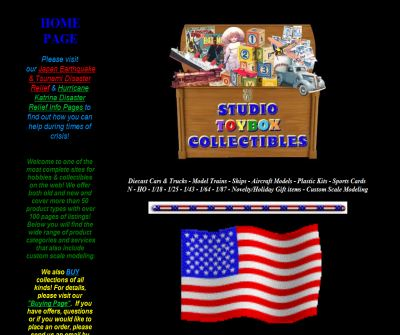 123 Studio Toybox Collectibles