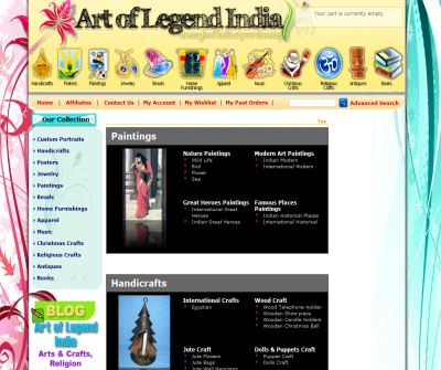 Art of Legend India