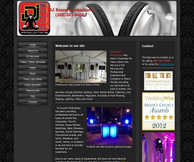 Party Rental Miami Your One Stop Shop For All Your Party Rental Needs In Miami, FL - DJ MixMaster And Party Rental