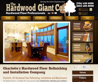 Hardwood Floor Experts: Charlotte, NC