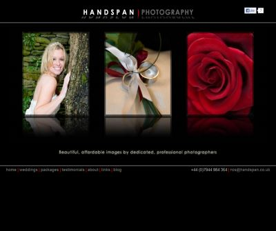 Handspan Photography - packages from £350
