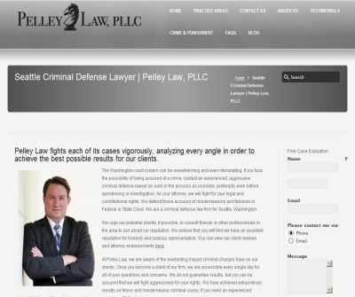 Seattle Criminal Defense Lawyer