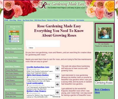 Rose Gardening Made Easy