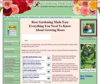 Rose Gardening Made Easy