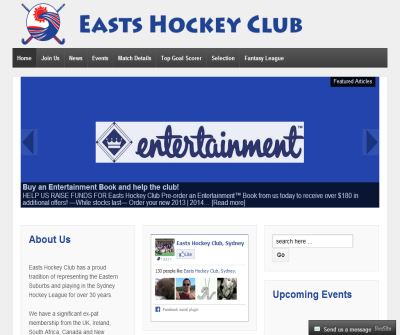 Easts Hockey Club