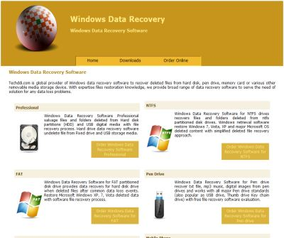 windows recovery freeware