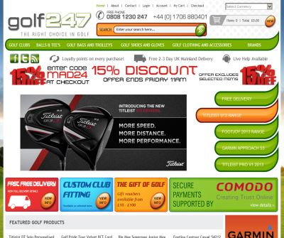Golf Equipment | Golf Discount | Golf Clubs | Golf Drivers | Cobra Golf | Golf Irons | Golf Shoes | Golf Putter | Golf Accessories