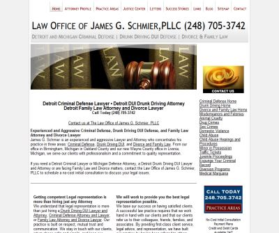 Law Office of James G. Schmier