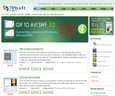 GIF to SWF Converter,SWF to GIF Converter, Flash to GIF Converter, GIF to Flash Converter