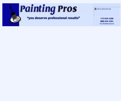Chicago residential house painting contractor, interior exterior home