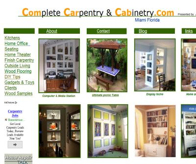 Complete Carpentry & Cabinetry