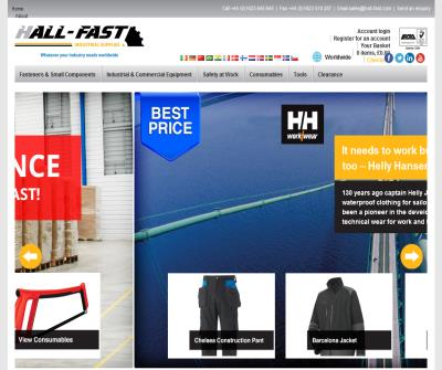 Hall-Fast Industrial Supplies Ltd.