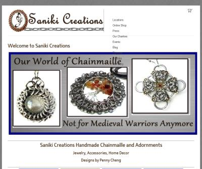 Saniki Creations Handcrafted Jewelry & Accessories