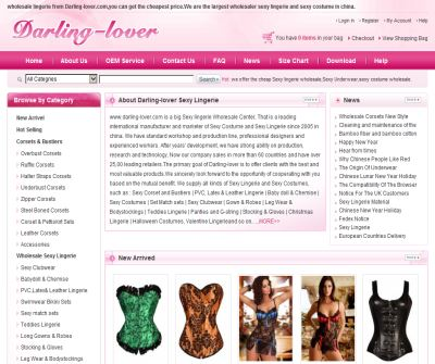 SZlingerie sexy lingerie and Corset wholesale