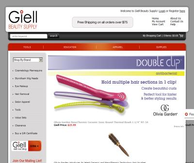 Giell Beauty Supply