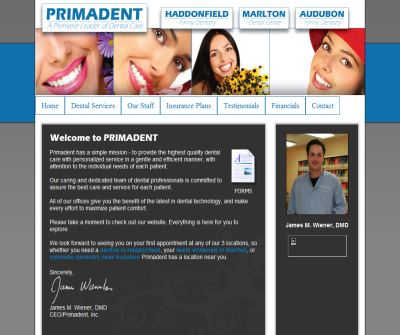 Primadent - quality comprehensive Family Dentistry and more