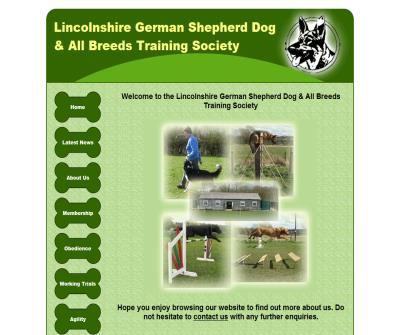 Lincolnshire German Shepherd Dog & All Breeds Training Society