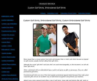Golf Shirts, Custom Golf Shirts, Embroidered Golf Shirts, Personalized  Golf Shirts