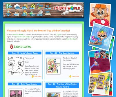 Loopie World | Free Childrens Stories