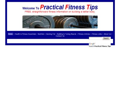 Practical Fitness Tips