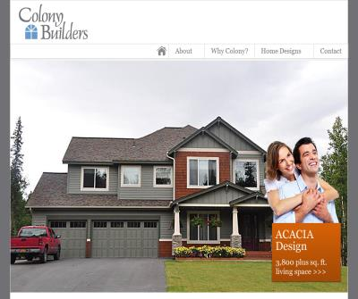 Anchorage Home Builders - Colony Builders