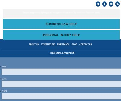 Sacramento Personal Injury Lawyer Injury & Accident Lawyer