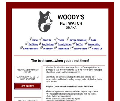 Woody's Pet Watch, LLC
