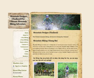 The Ultimate Mountain Biking in Thailand.
